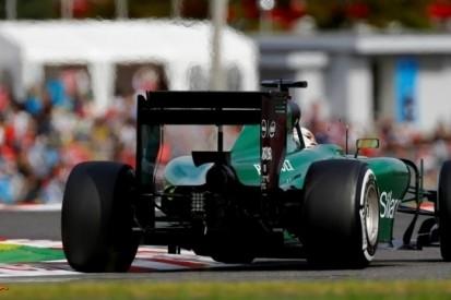 Investeerders Caterham F1-team blazen de aftocht