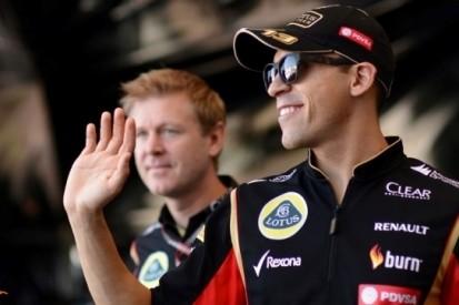 Maldonado gaat voor punten in restant van het seizoen