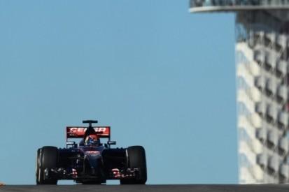 Verstappen rijdt tiende tijd in tweede Formule 1-training