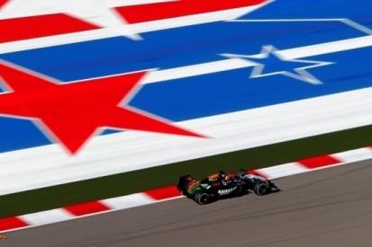 Force India-baas sluit boycot Amerikaanse GP niet uit