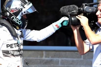"""Rosberg: """"Ik moet er nu voor zorgen dat ik in de race blijf"""""""