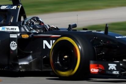 Feest bij Sauber na negende startplaats voor Sutil
