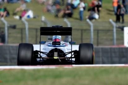 Williams-rijders grijpen in Austin naast podiumplaats