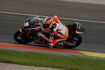 Iwema en Deroue puntloos in Spanje, Marquez Moto3-kampioen