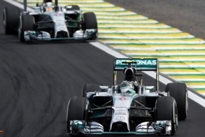 """Hamilton tweede: """"Natuurlijk maakte ik een grote fout"""""""