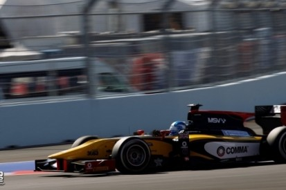 Force India met Palmer en Goddard in Young Driver Test