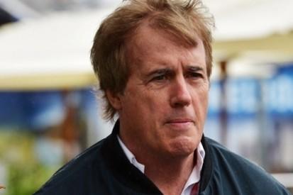 Danny Sullivan rijderssteward in Abu Dhabi