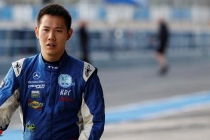 Sauber laat Fong debuteren in vrije training