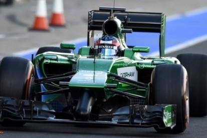 Will Stevens bestuurt tweede Caterham in laatste race
