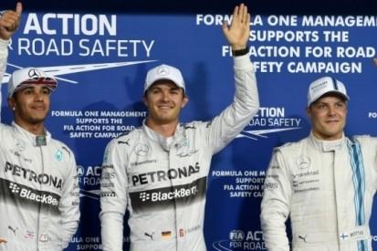 Rosberg intensiveert strijd om kampioenschap met pole