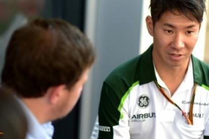 Kobayashi volgende week in actie met Super Formula