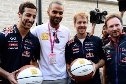 """Vettels vertrekwens mede door prestaties Ricciardo"""