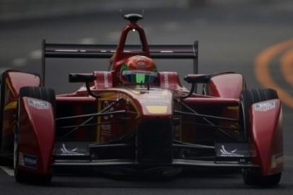 Tung weer van de partij in Argentijnse Formula E-race