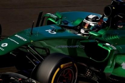Formule 1-avontuur lijkt ten einde voor Caterham