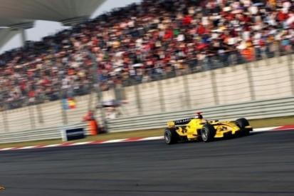 Haas overweegt om zijn auto's geel te laten spuiten