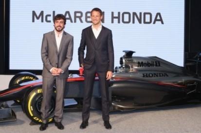 """Watson: """"Button legt het in de kwalificatie af tegen Alonso"""""""