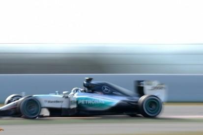 Rosberg met afstand snelste tijdens tweede testdag