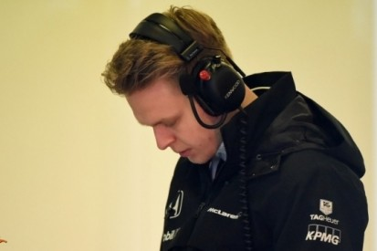 Magnussen zaterdag voor het eerst in McLaren-Honda