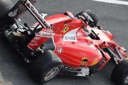 Vettel rijdt meer dan twee wedstrijden op een dag
