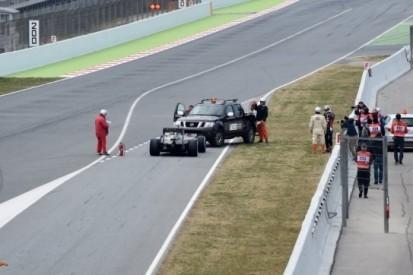 Ricciardo maakt inhaalslag na ERS-probleem in de ochtend