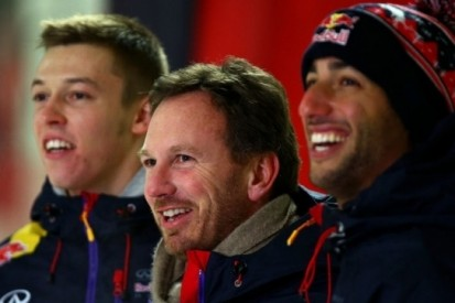 Ricciardo en Kvyat vrezen niet na niet-foutloos testseizoen