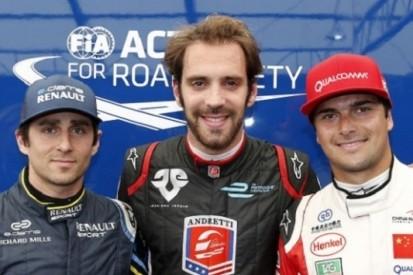Vergne snelste in kwalificatie voor ePrix Miami