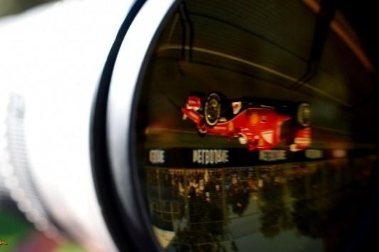 Het Australische Grand Prix-weekend in vijf foto's