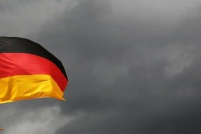 Achtergrond: donkere wolken boven Duitse Grand Prix
