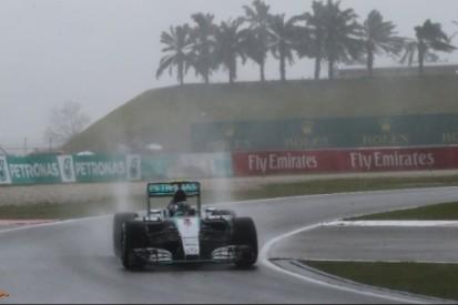 """Rosberg ontevreden: """"Derde positie is niet goed genoeg"""""""