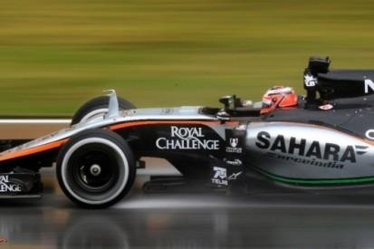 Tactiek van Force India in Q2 pakt niet goed uit