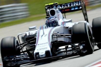 Williams-duo niet tevreden over kwalificatieresultaat