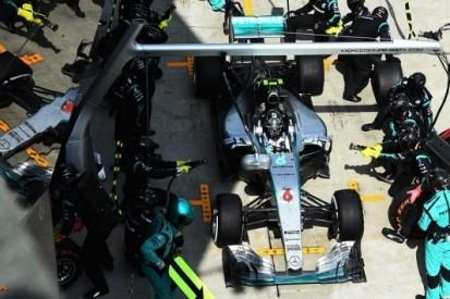 """Verslagen Rosberg daagt uit: """"Game on, Ferrari"""""""