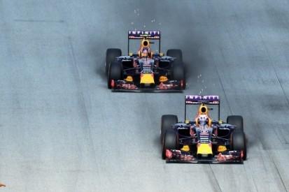 Remproblemen teisteren Red Bull-coureurs op Sepang