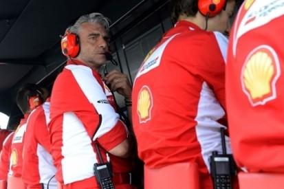 """Arrivabene: """"Ferrari moet wel realistisch blijven"""""""