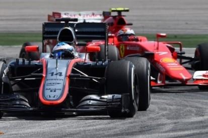 Watson verwacht 'veel sterkere' McLaren in China