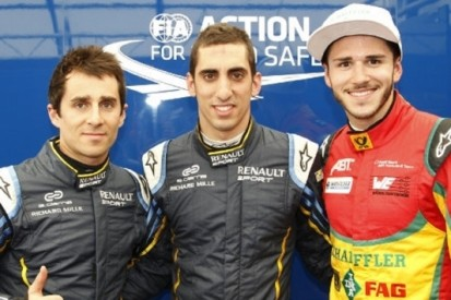 Buemi scoort pole-position op kort stratencircuit Long Beach