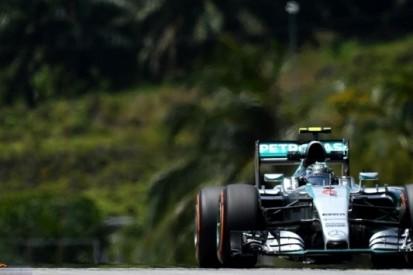 Rosberg vastbesloten om het tij te keren in Shanghai