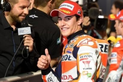 Marquez hoopt op 'normale' Amerikaanse Grand Prix