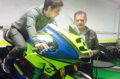 Iwema met team Griful naar Europees Moto2 kampioenschap