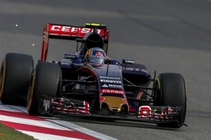 """Sainz teleurgesteld: """"Dit was een zeer lastige race"""""""
