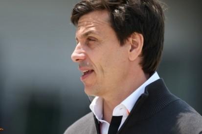 """Wolff herhaalt: """"Ferrari ziet er echt sterk uit"""""""