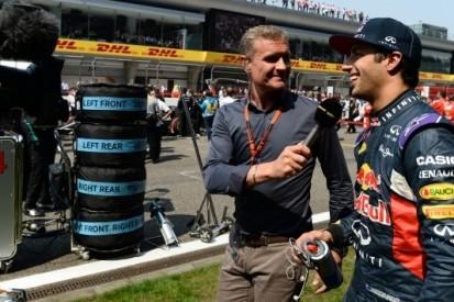 Ricciardo in de prijzen bij Laureus Awards in Shanghai