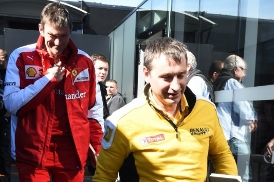 """Renault: """"Motor Verstappen ook dit weekend kwetsbaar"""""""