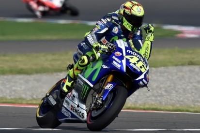 """Rossi baalt van crash Marquez: """"Had graag willen vechten"""""""