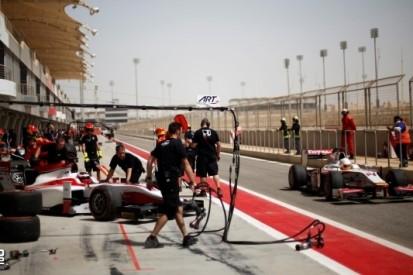 GP2 gaat mogelijk verder als Formule 2-kampioenschap