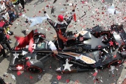 Newgarden grijpt eerste IndyCar-zege in Alabama