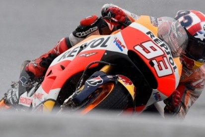 Marquez hoopt op weinig last van blessure in Spanje