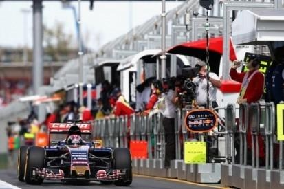 Formule 1-seizoen van 2016 van start in april