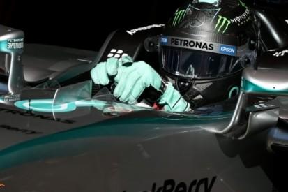 Rosberg topt laatste training in Spanje, Verstappen achtste