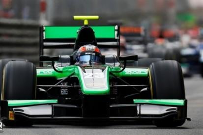 Stanaway boekt eerste GP2-zege in sprintrace Monaco